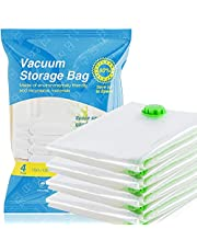 Opaza Vacuum Storage Bag, Airtight Space Compression Bags for Clothing,duvets/bedding