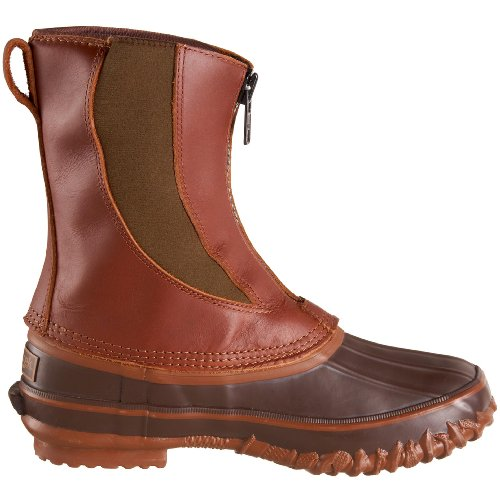 Kenetrek Unisexe Bobcat T-zip Botte Isolée Marron