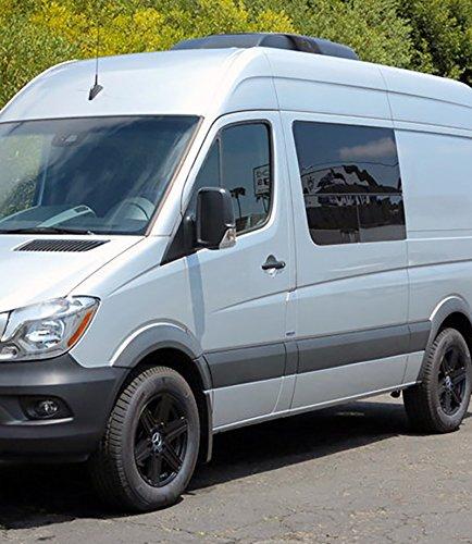 Sprinter Van ventana - lado del conductor delantero ventilados Custom ventana 2007 - 2017 Dodge, Freightliner, Mercedes-Benz Sprinter Van: Amazon.es: Coche ...