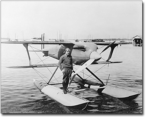 Curtiss R3C-2 Racer Jimmy Doolittle 8x10 Silver Halide Photo Print
