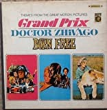 GREAT THEMES Grand Prix Dr. Zhivago Born Free Reel To Reel 4 Track Stereo