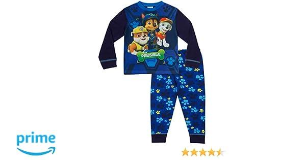 thepyja mafa Directory Joven Pijama Azul Azul: Amazon.es: Ropa y accesorios
