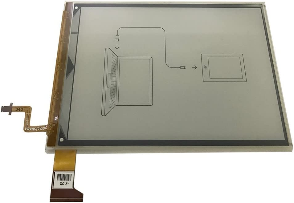 E-Ink ed060kg1 (LF) C1 – 68 LCD Pantalla para Tolino Shine (2 Kobo ...