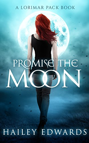book cover of Promise the Moon