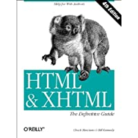 HTML & XHTML – The Definitive Guide 4e (Definitive Guides)