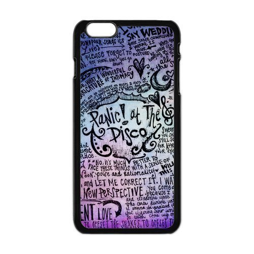 Customize Case Cover for iphone 6+, iphone 6 plus Cover (5.5 inch), Panic At The Disco Designed by Windy City Accessories