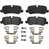 Brembo P44013 Rear Disc Brake Pad - Set of 4