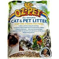 Oz-Pet All Natural Cat and Pet Litter 5 kg,