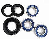 02 honda foreman 450s parts - Rear Axle Wheel Bearing Seal Kit TRX 400 450 500 ES Foreman Rancher Rubicon