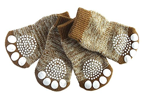 Mable Ruth Nonslip Socks For Yorkies
