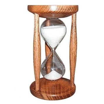 Reloj de arena 10 Minutos Haya coloreada Relojes de arena: Amazon.es: Hogar