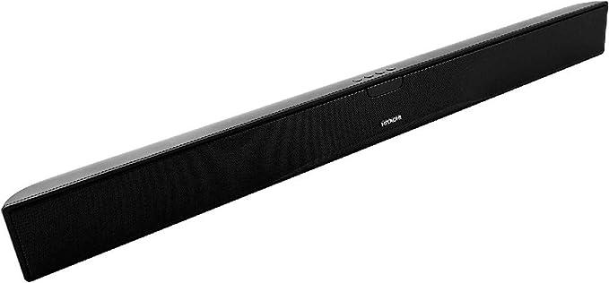 Hitachi Axs014bt Tv Soundbar Bluetooth Speaker 30 Watt Rms Aux In Remote Control Mp3 Hifi