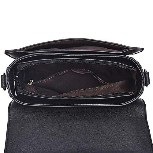 cento piccola Tracolla giro di tilt chiusura Borse 5cm borsa spalla per a 21 Donna Borsasingola 7 Y YT 14 P0TUUa