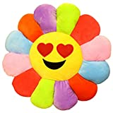 GBSELL Sunflower Smile Soft Pad Blanket Pet Cat Mat Dog Puppy Warm Bed Cover Sleep Mat
