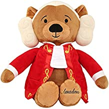 Amadeus - Virtuoso Bear | Musical Teddy Bear | Classical Music for Kids | Toddler Educational Toy | Mozart's Greatest Hits