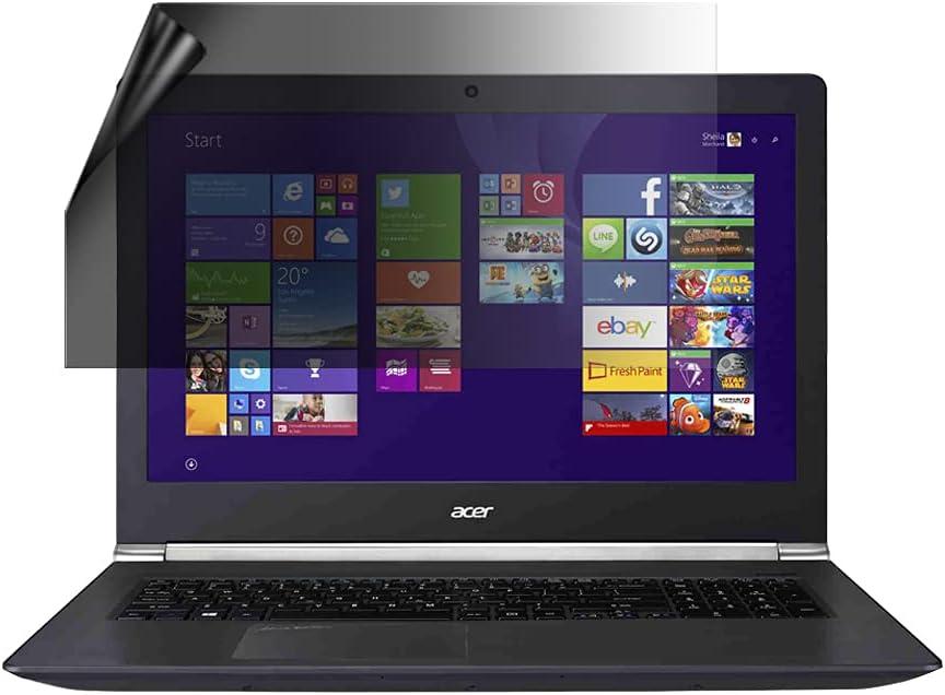 Celicious Privacy Lite 2-Way Anti-Glare Anti-Spy Filter Screen Protector Film Compatible with Acer Aspire V Nitro 7