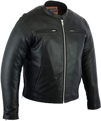 Daniel Smart Mens Sporty Cruiser Jacket