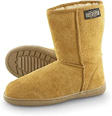 The Best Way to Clean Bearpaw and Other Sheepskin Boots