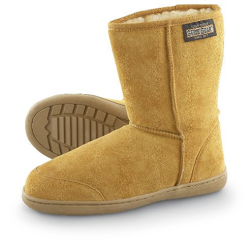 Amazon.com | Lamo Men's Bootie Boot | Snow Boots