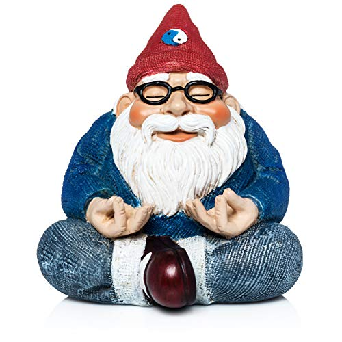 The Miniature Ohm Gnome by Twig and Flower - 3
