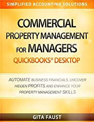 Commercial Property Management for Managers QuickBooks Desktop (Simplified Accounting Solutions)