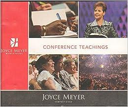 Joyce Meyer Ministries: Conference Teachings: Joyce Meyer
