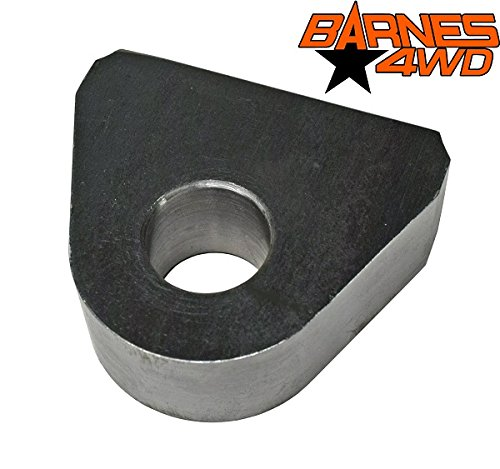 Barnes 4WD Weld ON Shackle Clevis Mount 1
