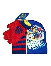 PAW Patrol Boys Hat & Gloves Giftset Size 4-6X