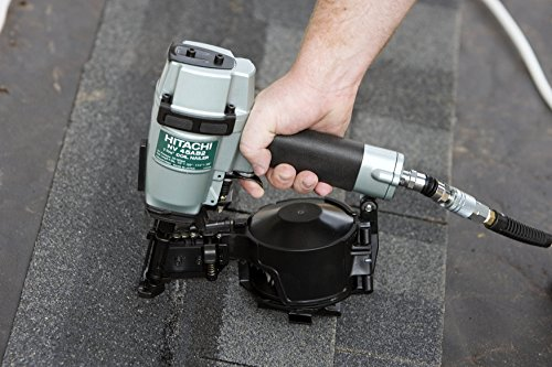 Hitachi NV45AB2 7/8 inch to 1 ¾ inch Coil Roofing Nailer
