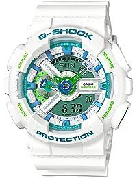 G-Shock GA110WG-7A White 55mm Resin Mens Watch