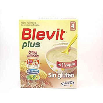Amazon.com: BLEVIT PLUS SIN GLUTEN 700 GR by Blevit: Health ...