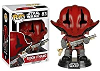 New Funko POP Star Wars Episode VII  Sidon Ithano #83 Vinyl Bobble Head