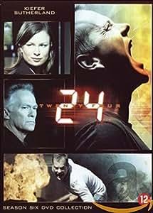 24 heures chrono: L'intégrale de la saison 6 - Coffret 7 DVD [Import belge]
