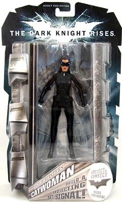 Batman The Dark Knight Rises Movie Masters Collector Catwoman Figure