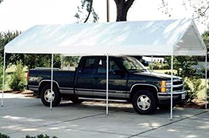 Image Unavailable & Amazon.com : PIC Industries King Canopy Universal Canopy 12 Foot x ...