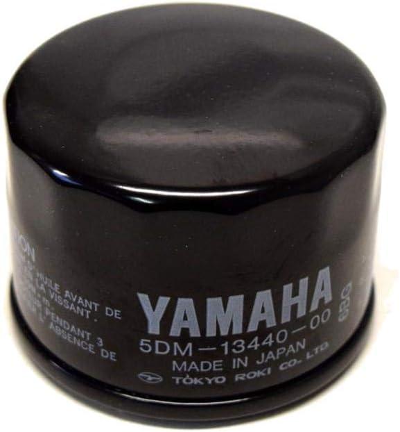 Filtro de aceite original Yamaha para revisión de motocicleta o ...