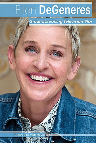 Ellen DeGeneres: Groundbreaking Television Star
