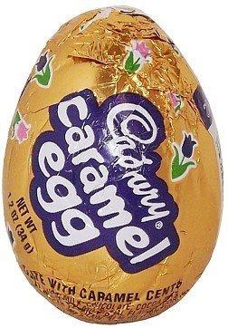 Cadbury Caramel Eggs 12 Count