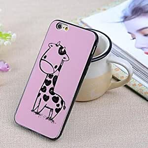 JAJAY Specially Designed Pattern TPU Cover for iPhone 6
