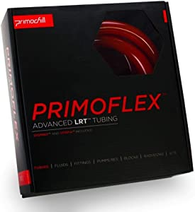 PrimoFlex Advanced LRT 3/8in. ID x 1/2in. OD Tubing Bundle (10ft Pack) - Bloodshed Red