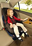 Zone Tech SE0030-K Black Kids Car Seat Cover (Baby Infant Seat Mat Protector)