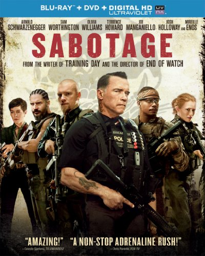 Sabotage (Blu-ray + DVD + DIGITAL HD with UltraViolet) image