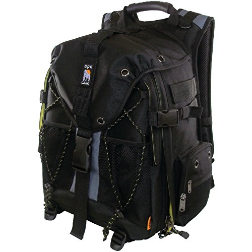 Ape Case Pro Medium Digital SLR and Video Camera Backpack (ACPRO1900)