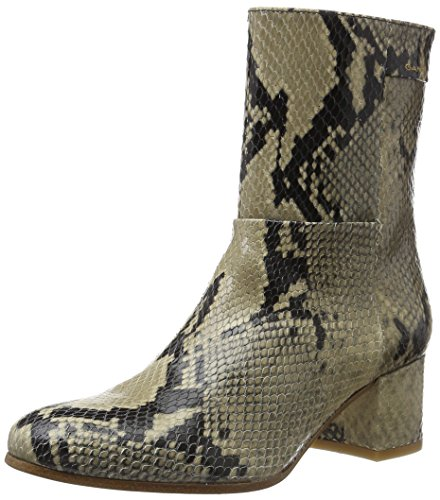 Gant Joan, Zapatillas de Estar por Casa para Mujer Multicolor - Mehrfarbig (Dark khaki G72)