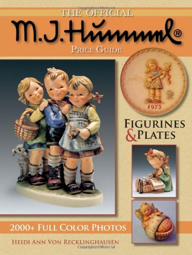The Official Hummel Price Guide: Figurines & Plates (Hummel Figurines and Plates) (Plates Guide Price Collector)