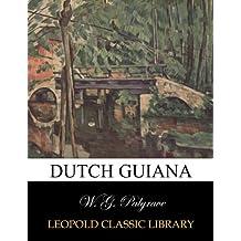 Dutch Guiana