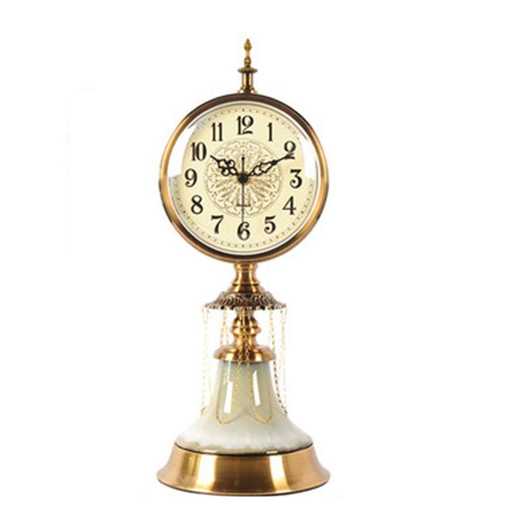 Reloj de escritorio Reloj de Chimenea Antiguo - Reloj de Mesa de ...