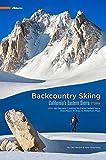 Backcountry Skiing California's Eastern Sierra, 2nd edition