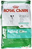 ROYAL CANIN SIZE HEALTH NUTRITION MINI Aging 12+ dry dog food, 12-Pound