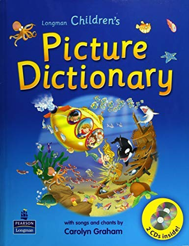 icture Dictionary with CD (Paperback) - Common ()
